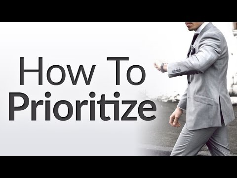 How To Prioritize | Productivity Tools For Time Management | How To Stay Focused On Tasks