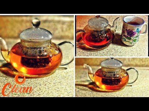 HOW TO MAKE DANDELION ROOT HERBAL TEA
