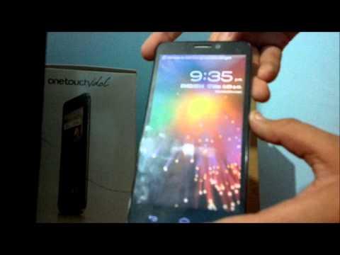 Como Hacer Captura De Pantalla En Alcatel One Touch Idol En Android