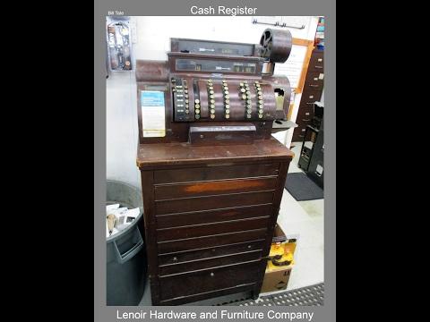 The History of Lenoir Hardware, Lenoir, N.C.
