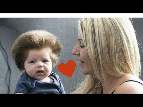 Woman Gives Birth to Baby Boy with Long Hair, Then She Finds Out the Shocking Truth