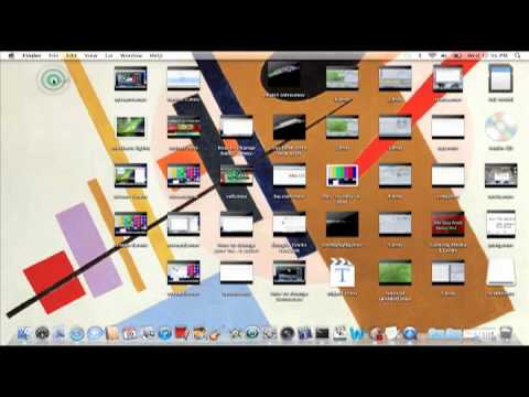 How to change your wallpaper on the macbook