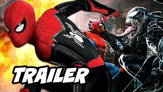 Download Spider-Man Far From Home Trailer - Venom Future Crossover News Breakdown Video