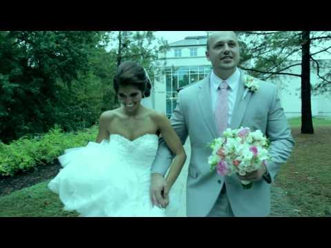 Brian + Caley   Virginia Beach Wedding Videographer