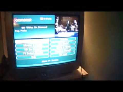 Tv in my bedroom with premium movie channels on demand and pay-per-view