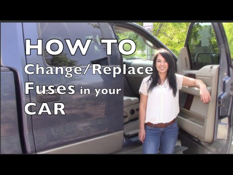 How to Find/Replace a Blown Fuse in Car/Truck- OriginalWheels.com