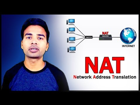 What is NAT (Network Address Translation) | How NAT is configured in Router and act as a Firewall