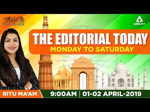 Xxx Mp4 The Hindu Editorial Analysis 1 2nd April March 2019 Daily Hindu Editorial By RITU Ma 39 Am 9 A M 3gp Sex