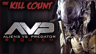 Aliens vs. Predator: Requiem (2007) KILL COUNT