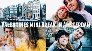 VALENTINES MINI BREAK IN AMSTERDAM