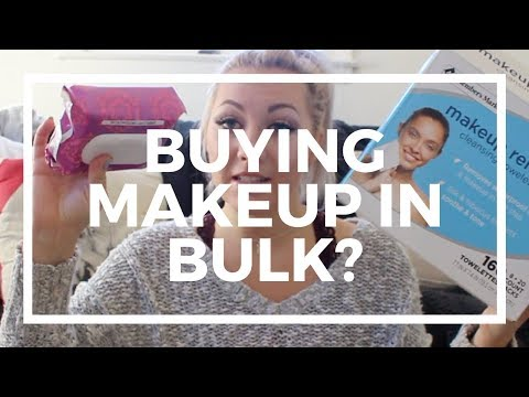 BUYING BEAUTY PRODUCTS IN BULK?! || Sam's Club, Walmart, iKateHouse Haul
