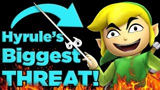 Link's ULTIMATE Weapon is....Wind? | The SCIENCE... of Zelda: The Wind Waker