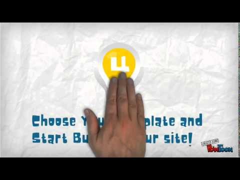 4 Simple Steps To Creating a Website