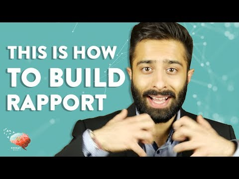 Build Rapport & Trust With Customers & Clients (The Simplest Way)