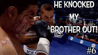 Download MY BROTHER GOT SLUMPED BY ISSAC FROST! ( FUNNY ″FIGHT NIGHT CHAMPION″ GAMEPLAY #6 Video