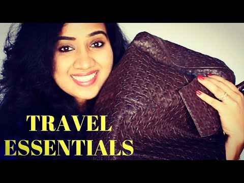 How To Pack Your Travel Bag / Carry On Bag | Travel Bag Essentials