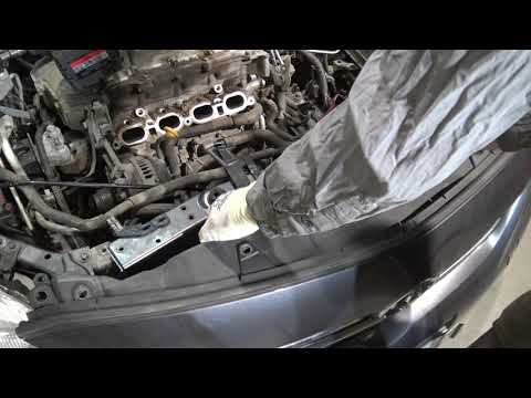P9/19 How to replace Engine Step by Step Toyota Corolla Years 2007 to 2018 Part 9 of 19