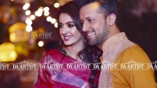 Musafir   Atif Aslam &a Sara bharwana   full audio song