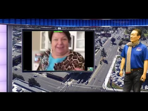 First Realty School第一地產學校: Live Open House worldwide by Ryan Zhu with Las Vegas famous builder