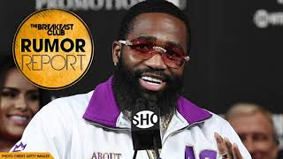 Adrien Broner Calls Out Twitter Troll at Press Conference
