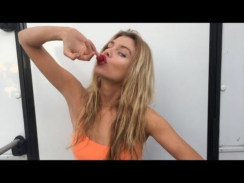 What Victoria's Secret Models Really Eat In A Day