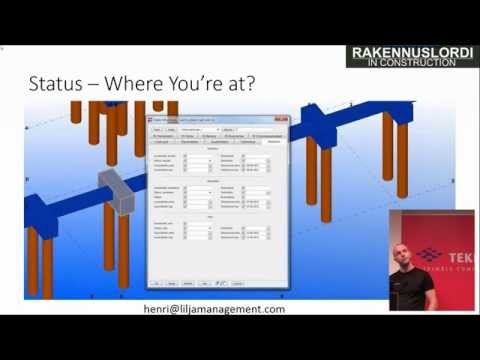 Construction management, planning Project examples