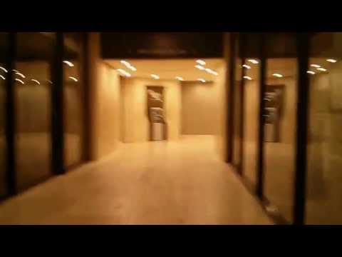 My morning walk thru the Houston tunnels