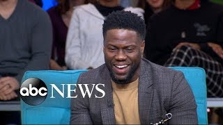 Why Kevin Hart loved working with Bryan Cranston in