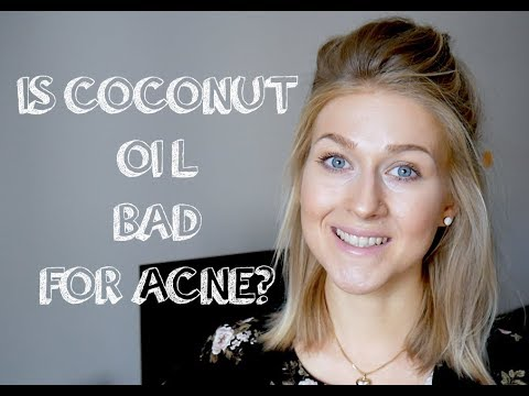 Is Coconut Oil Bad for Acne?