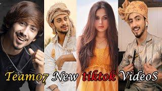 Team 07 Latest Tik Tok Comedy Video, Mr Faisu New Tik Tok Video, Hasnain Adnaan Saddu Faiz TikTok 36