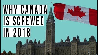 Canadians Have the MOST DEBT In the World! Why Middle Class Canada Will Face MASS BANKRUPTCY!