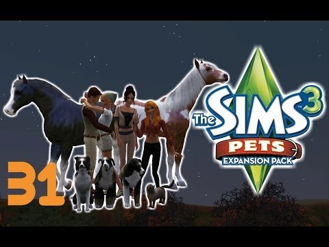 Let's Play: The Sims 3 Pets (Ep.31) Alien Invasion