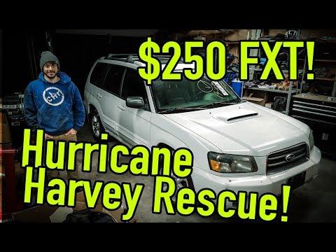 Buying a Texas Flood Vehicle | Subaru FXT