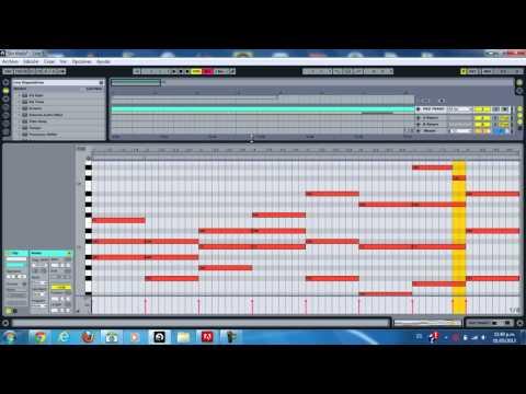 Tutorial Ableton Live: Produccion Melodias Trance