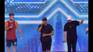 Rak Su Will Change Your Mind With Their Original | Six Chair Challenge | The X Factor UK 2017