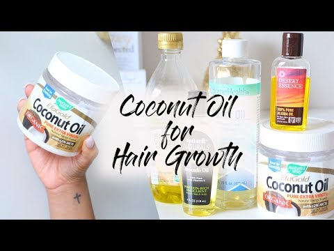 Coconut Oil for Hair Growth 101   Benefits and Everything You Need To Know