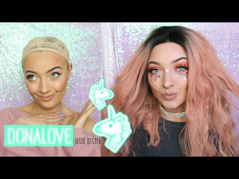 DONALOVE HAIR WIG REVIEW - SNY099