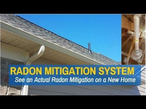 Radon Testing - Mitigation System in Charlotte NC