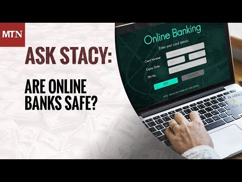 Are Online Banks Safe?