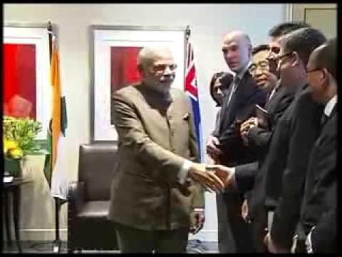 PM Modi with the Institutional Investors in Melbourne