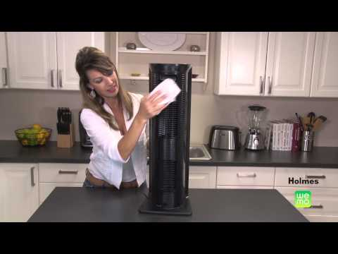 Holmes® Smart Air Purifier with WeMo® - How To Perform Maintenance