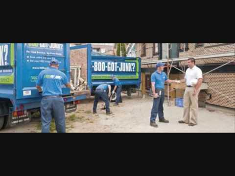 Commercial Junk Removal Philadelphia  - 1-800-GOT-JUNK?
