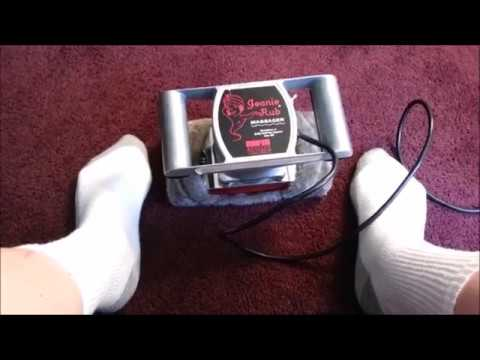 Reverse Diabetic Peripheral Neuropathy With Vibration Massage Therapy