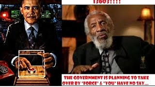 Dick Gregory Obama S Executive Order 13603 Makes Us Slaves