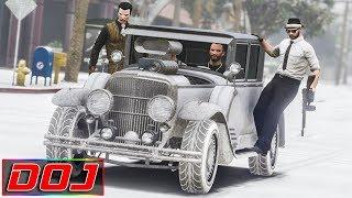 GTA 5 Roleplay - DOJ #68 - Cop Hunt