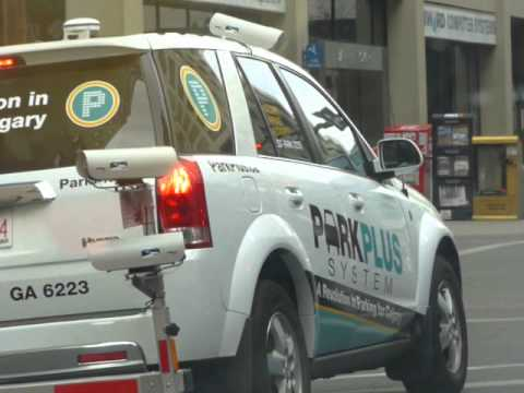 ParkPlus - A Revolution in Parking for Calgary?