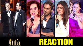 Bollywood Celebs Reaction On Kangana