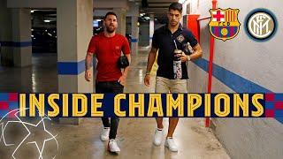 INSIDE CHAMPIONS   Barça 2-1 Inter, what a comeback!