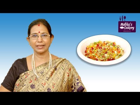 MILLET SALAD | Mallika Badrinath Recipes | Healthy Salad for Summer