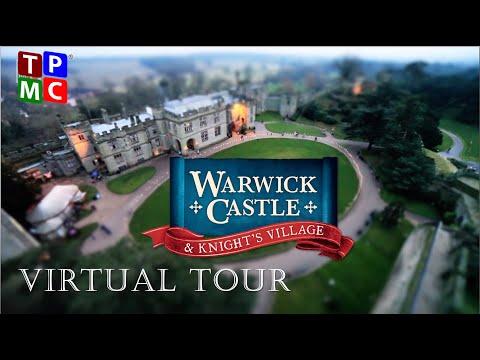 Visit WARWICK CASTLE Virtual Tour HD
